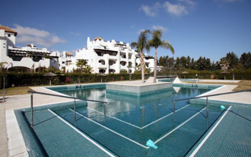 Nice apartment located in the exclusive complex El Polo