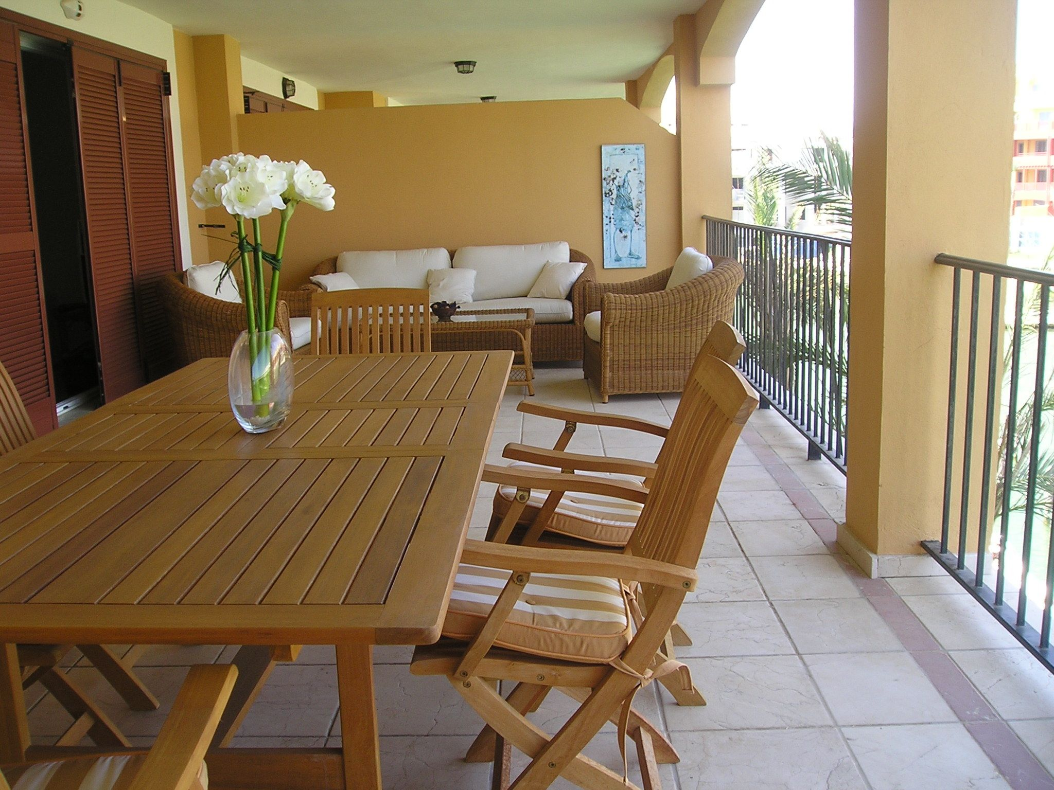 Apartment in Sotogrande marina available for long term rental
