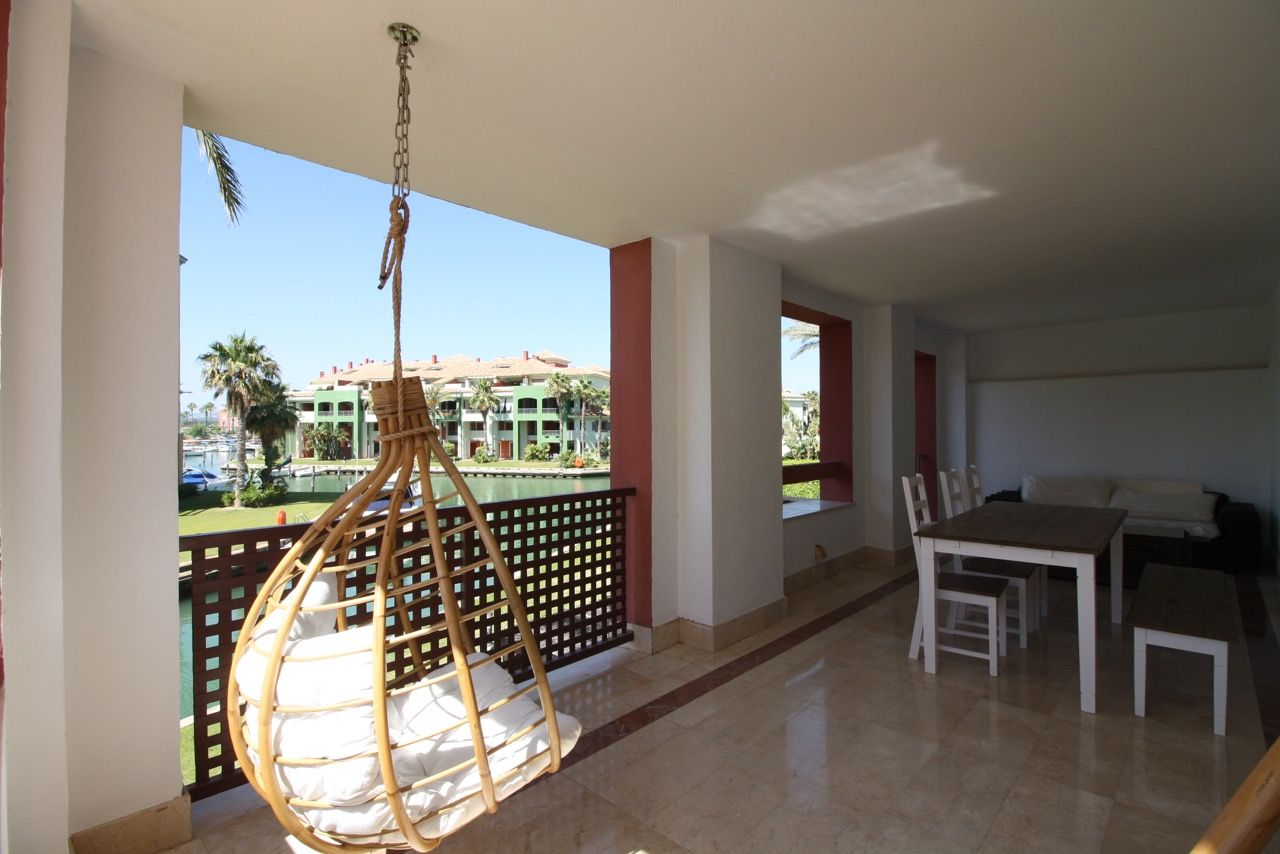 Beautiful 3 bedrooms apartment in Sotogrande marina