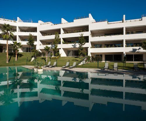 Nice apartment located in the exclusive complex Polo Gardens.