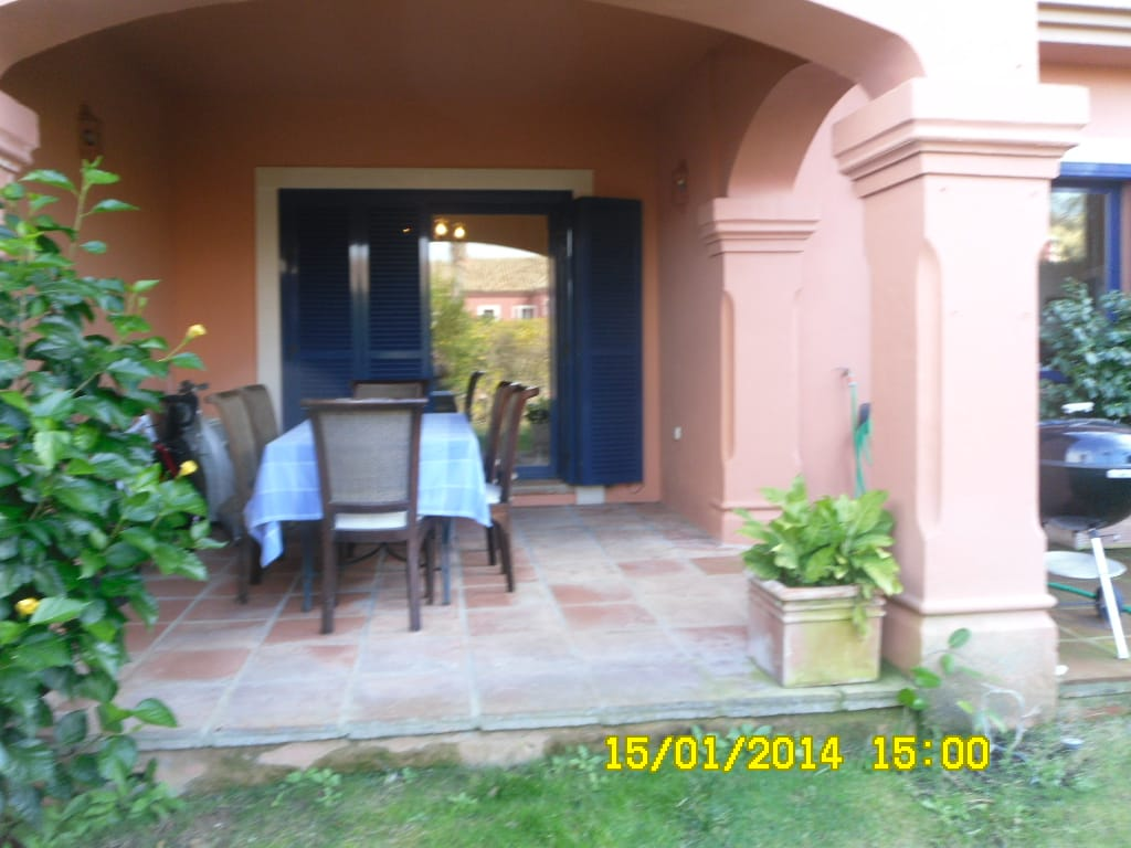 Nice townhouse for sale in Sotogrande costa