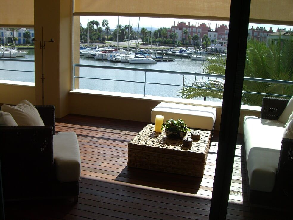 Apartment available for long term in Sotogrande marina