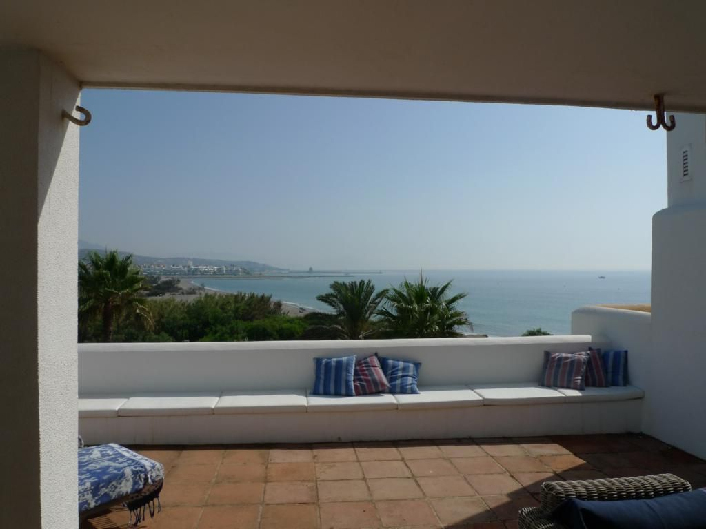 Nice property in the complex Sotogrande Playa