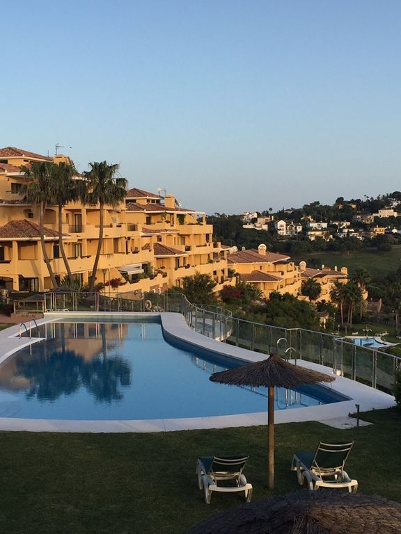 Ground floor apartment available for long term rental in Sotogrande alto