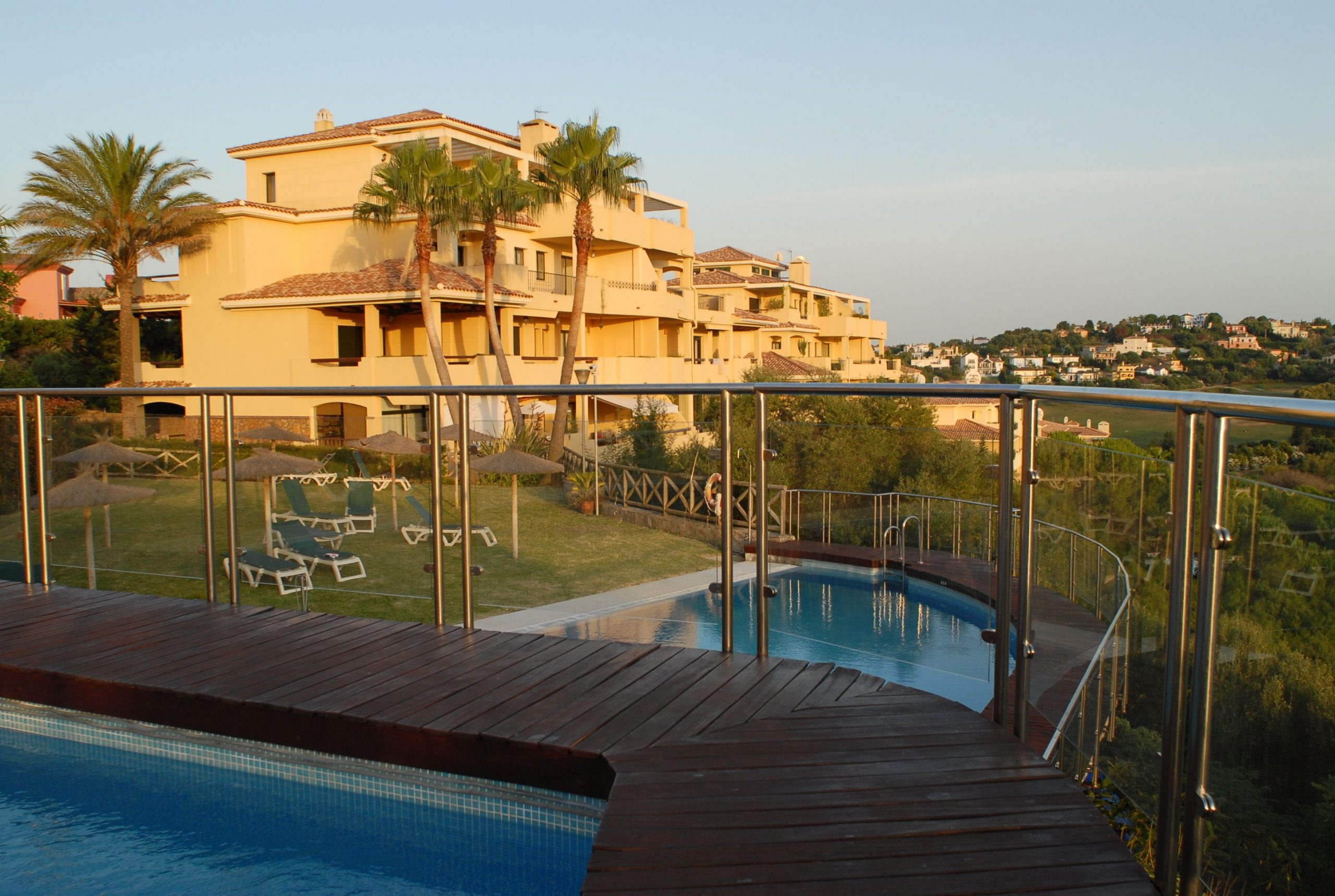 Fantastic 3 bedroom apartment in Sotggrande alto available for long term rental