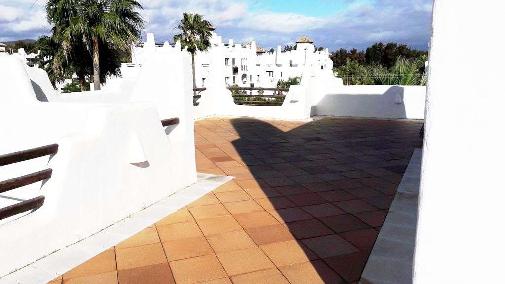 Spectacular duplex penthouse apartment in El Polo, urfurnished